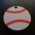 Baseball Keychain image