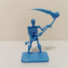 Skeleton tribute to HeroQuest
