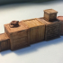 28mm Supply Cluster - Crates Barrels Rope image
