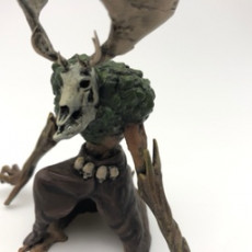 Picture of print of Ancient Leshen