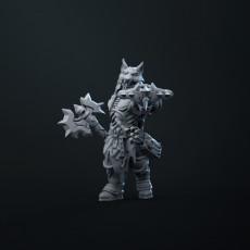 Orc ranger D&D