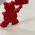 Fynn Teddy Bear Key-chain image