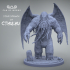 Star Spawn of Cthulhu Big Scale & Miniature image