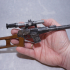 WSS Wintores Sniper Rifle - scale 1/4 image