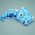 Phone Eater Baby Dragon image
