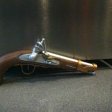 pistolet napoleon