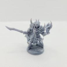 Picture of print of Ildamos Half Blood - Abyss Demon Hero