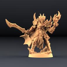 Ildamos Half Blood - Abyss Demon Hero