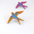 Swallow brooch image