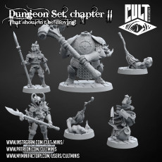 Dungeon Set, chapter II: Animated Objects