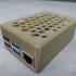 Raspberry Pi 4 compact case image