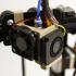 MINIMAL Ender 5 fan shroud + layer fan duct image