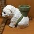 Ug the Illuminator - Bear Tea Light image