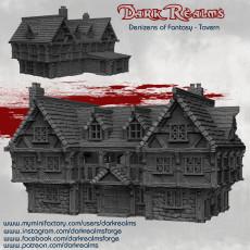 Denizens of Fantasy - Tavern