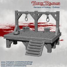 Denizens of Fantasy - Gallows
