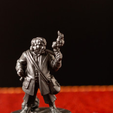 Picture of print of Rosco Goodsong  - Hobbit - 32mm - DnD -