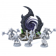 Picture of print of Minion Portal - Abyss Demon Scatter Terrain