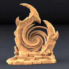 Minion Portal - Abyss Demon Scatter Terrain