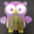 Flexi Articulated Owl image