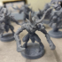 Abyss Demons - 6 Modular + 2 Heroes image