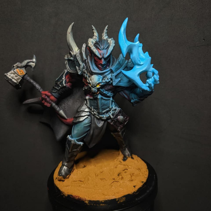Abyss Demons - 6 Modular + 2 Heroes
