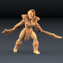 Barbarian Blademasters - 3 Units (AMAZONS! Kickstarter) image