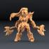 Hildara Bloodrage - Dwarf Berserk Heroine (AMAZONS! Kickstarter) image