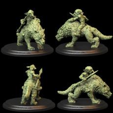 Wolf Rider Goblin