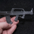 QBZ-95 Typ-95 chinese assault rifle - scale 1/4 image