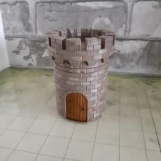 Castle Tower Sample