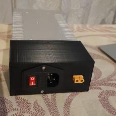 Adaptador Caja Alimentacion Ender 3, foodbox Ender3