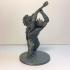 Tender Heart and his Tenderizer 28mm RPG Tabletop Miniature image