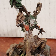 Picture of print of Verdant Sentinel