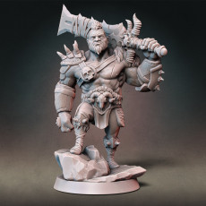 Patreon February2020 Release - Brute Barbarians