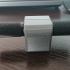 Nerf gun flashlight/laser mount image