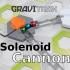 Gravitrax Solenoid Cannon image