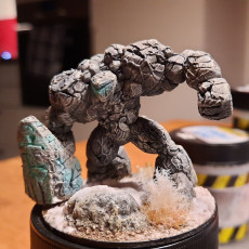 Picture of print of Golem