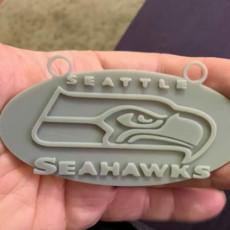 Seahawks hanger