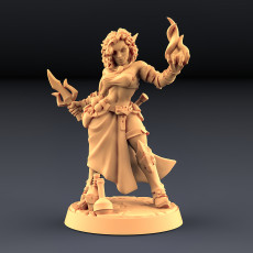 Sony Jona - Sorceress Heroine (Troubles in Taverns)