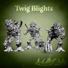 Twig blight