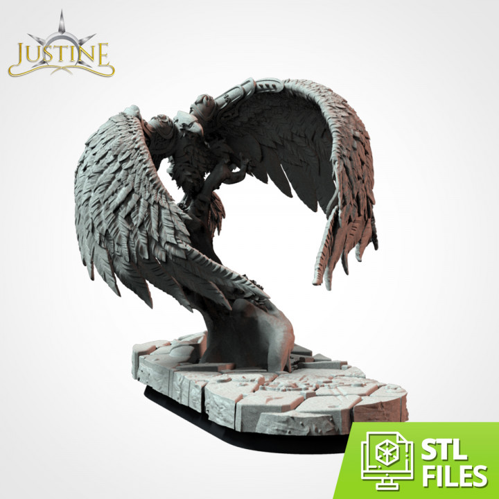 Justine´s Eagle