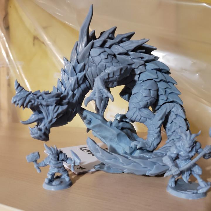 Delani - Depths Dragon