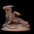 Desert Burrower Dragon image