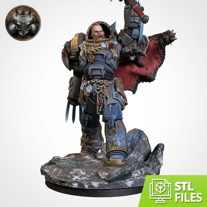 Wolffang (Wargame Scale)