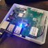 Raspberry Pi 3 Case with Homematic RPI-RF-MOD image