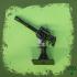 M134D-H Minigun - scale 1/4 image