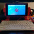 Raspberry Pi 4 Laptop image