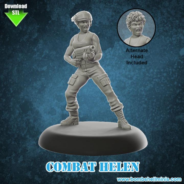 Combat Helen