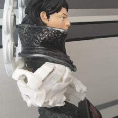 Picture of print of Mistborn Vin Bust