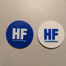 Andrew Yang Humanity Forward 2.25  Button